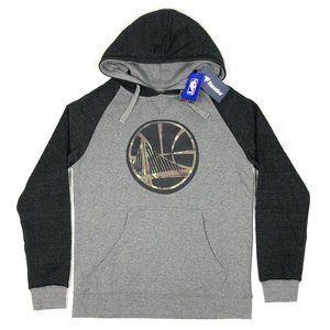 Golden State Warriors NBA Fanatics Camo Hoodie